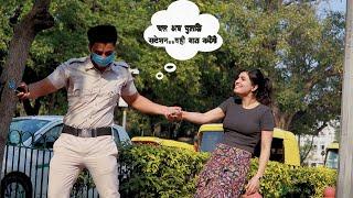 Proposing to Police Man Prank Gone Wrong    Mahi Lakra