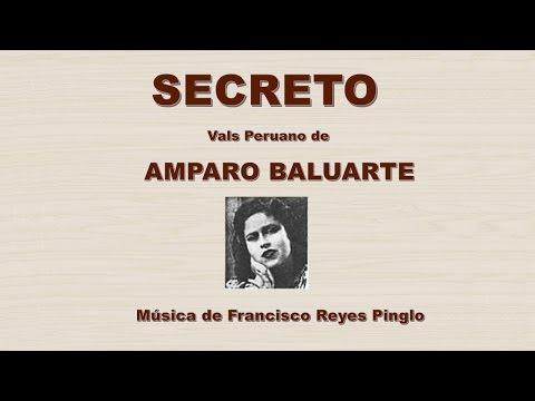 SECRETO vals de Amparo Baluarte