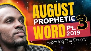 Prophetic Word Restoration for the 2nd Half 2019 | Prophet