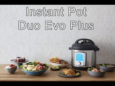 De beste Instant Pot: Duo Evo Plus 10-in-1