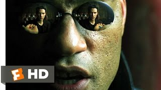 The Matrix - Blue Pill Or Red Pill