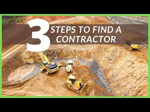 How to Pick A Good Contractor [3 Steps]