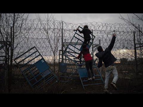 Το euronews στην τουρκική πλευρά των συνόρων