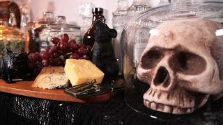 Haunted Halloween Party | Menu