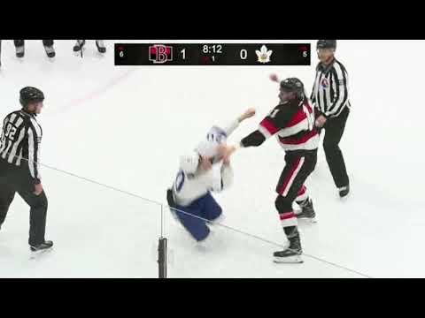 Tyler Randell vs. Mason Marchment