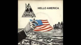 Def Leppard - Hello America (Single Version)