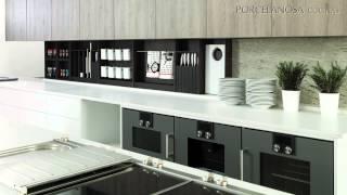 Cocinas Gamadecor, firma de PORCELANOSA Grupo