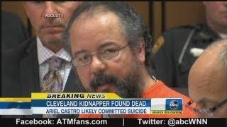 Ariel Castro Found Dead in Prison