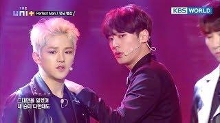 Gambar cover UNI+B's Team Red - Perfect Man (Original : SHINHWA) [The Unit/2018.01.11]