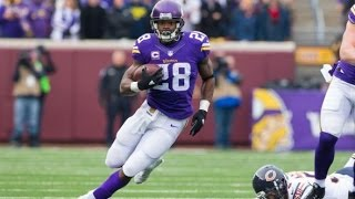 """Tunnel Vision"" Adrian Peterson Highlight Video"