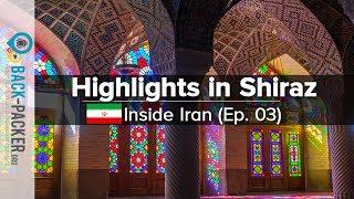 Vielfältiges Shiraz – Top Sehenswürdigkeiten & Tipps