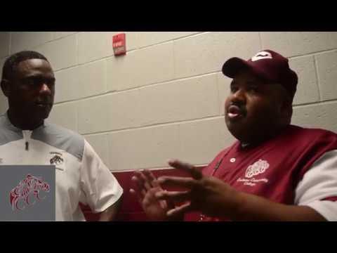 Coach Steve Miller Interview (Coahoma vs Co Lin)