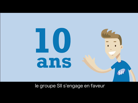 Video SII 4e Accord Handicap du Groupe SII, SIImon nous explique !