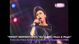 """Sweet Inspiration"" Music & Magic 1988"