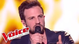 Starboy - The WeekNd   Marvin Dupré   The Voice France 2017   Live