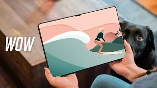 Samsung Galaxy Tab S8 Ultra - FIRST LOOK