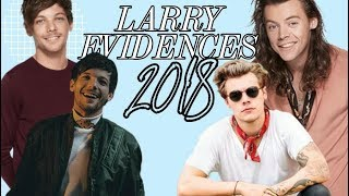 Larry Evidences 2018 Part 9 ♡