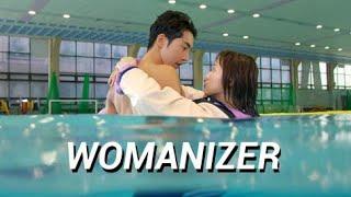 WOMANIZER // Kdrama Multimale