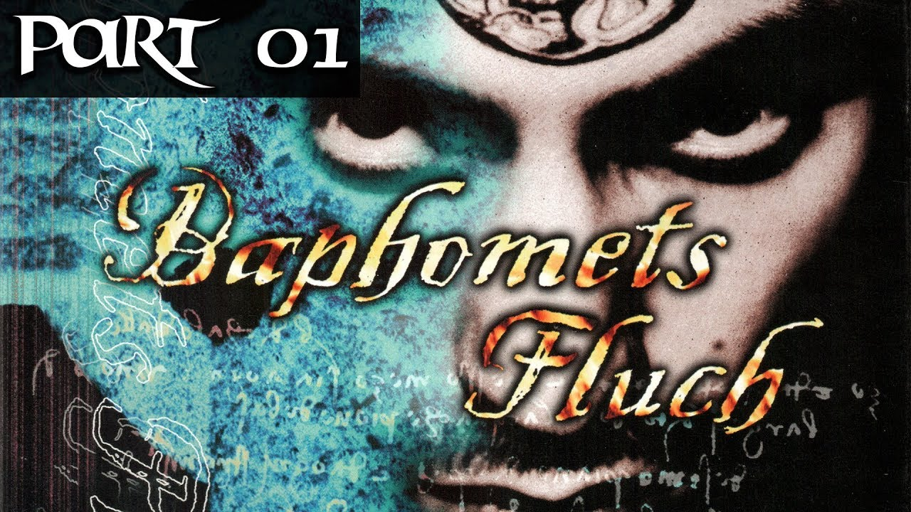 Baphomets Fluch (Original) – Part 1: Paris im Herbst …