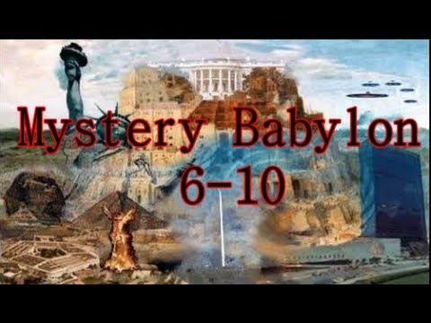 Bill Cooper - Mystery Babylon Hours 6 - 10 #34 #35 #36 #38 #39