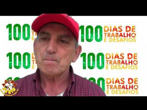 Prefeito Ayres Scorsatto fala sobre seu 100 dias de Governo