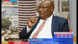 Mwenyekiti wa NCIC-Francis Ole Kaparo aongelea suala la uwiano na uhasama katika uchaguzi: Jukwaa p3