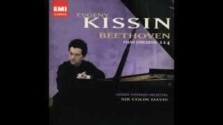 Beethoven, Piano Concerto No. 2 Op. 19 in B flat major. Evgeny Kissin