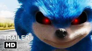 Sonic.exe - Sonic The Hedgehog Trailer, But It's A Horror Movie
