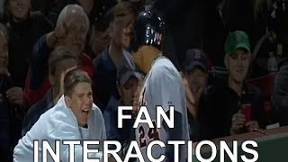 MLB: Fan Interactions