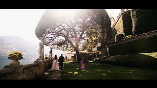 SWITZERLAND – Lake Como, Italy, Rene & Tiina wedding film