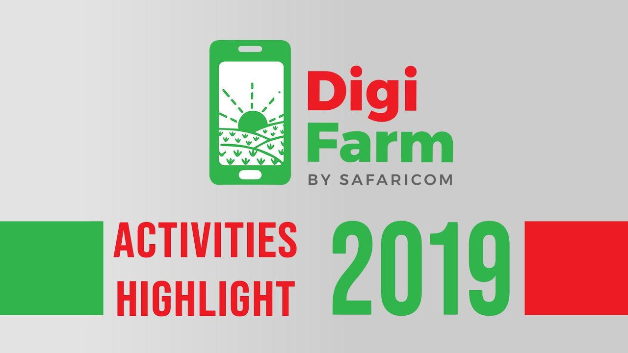 DigiFarm 2019 Activities Highlight Video