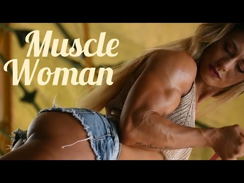 Elena Muscle | Muscle Woman | Fitness Model | Sexy Girl | Female Bodybuilder | IFBB Pro Figure