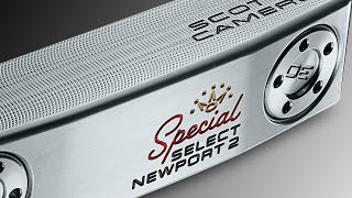 Scotty Cameron Special Select Newport 2 Putter-video