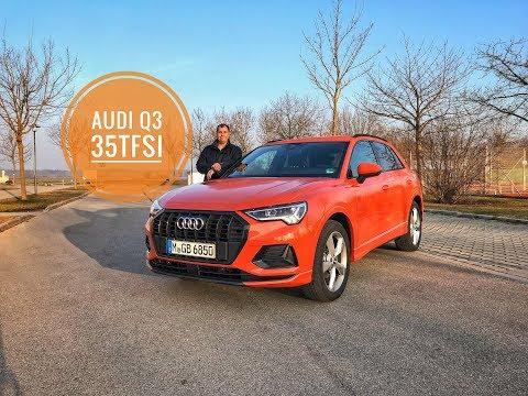 Audi Q3 35 TFSI - Was ist denn in Ingolstadt los?! Erster Testbericht