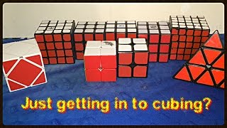 Best Puzzles for Starters and New Cubers
