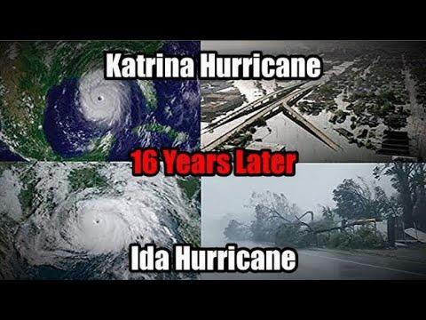 Hurricane Ida EXPOSED: 16 Year Anniv Katrina: Fema Camps & Population Control