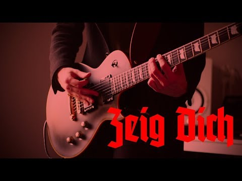 Rammstein - Zeig Dich Guitar cover by Robert Uludag/Commander Fordo FEAT. Dean