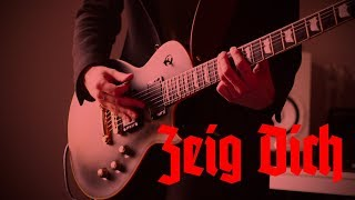 Rammstein   Zeig Dich Guitar Cover By Robert UludagCommander Fordo FEAT. Dean
