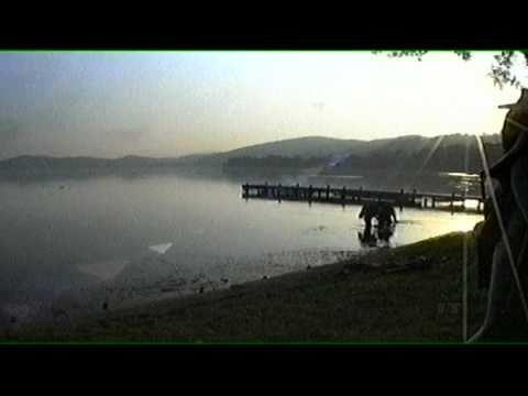 Laacher See, Tauchen im Eifelmaar, Laacher See,Andernach,Rheinland Pfalz,Deutschland