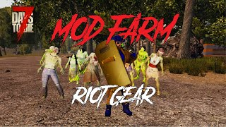 Riot Gear in 7 Days to Die