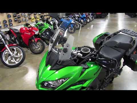 2016 Kawasaki Versys 1000 LT in Romney, West Virginia
