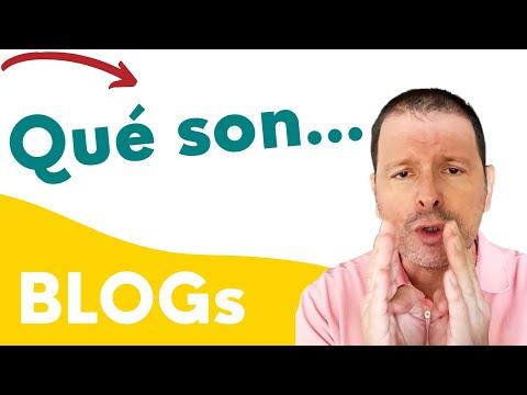 ¿Qué es un BLOG y para qué SIRVE? (5 características y tipos de blogs en 2020)