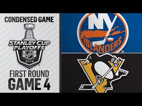 04/16/19 First Round, Gm4: Islanders @ Penguins