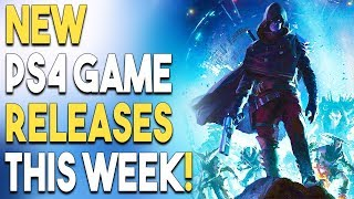8 NEW PS4 Game Releases THIS WEEK! BIG PS4 Demos Announced!