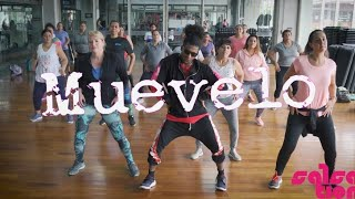 Muevelo Nicky jam feat Daddy yankee by Will sanchez salsation choreography