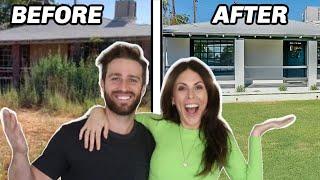 WE FLIPPED A WHOLE HOUSE!!! (omg $60,000 profit)