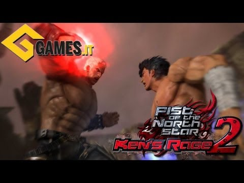 fist of the north star ken rage 2 xbox 360 gameplay