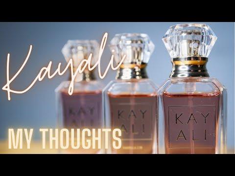 , title : 'KAYALI FRAGRANCES | Sweet Diamond Pink Pepper 25 | Vanilla 28 | Deja Vu White Flower 57 |
