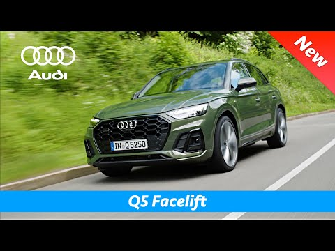 Audi Q5 2021 - First look | Interior - Exterior (S Line) Facelift