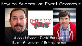 How to Become an Event Promoter